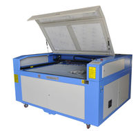 Acrylic fabric wood leather CO2 Laser cutting machine price