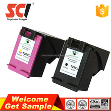New arrival compatible for hp122XL used for hp 3512 4500 4501 4502 4503 4504 printer for HP 122 ink cartridges