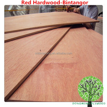 One Time Hot Press Red Hardwood Plywood WBP Glue