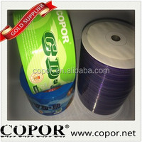 China supplier offerr bulk CD-R with 100pcs shrink pack