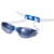 Best quality adjustable clip swimming anti uv goggles