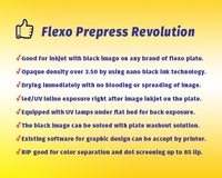CTP flexo for no film plate making