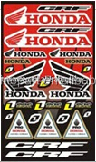 PIT Dirt BIKE Motorcycle Honda sticker kit
