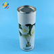 Hot sale luxury whisky bottle paper canister manufacturer