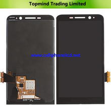China mobile phone parts For Blackebrry Z30 lcd with digitizer tested one by one