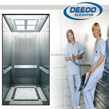 hospital bed elevator outdoor and bus wheelchair lift for disable people