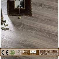 Multilayer E1 Eco Friendly laminate wood flooring hs code