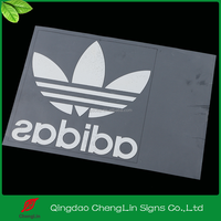 China High Quality 3D Heat Transfer Printing Stickers