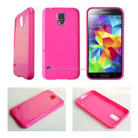 TPU flip accessories case for samsung galaxy s5 cover capa para celular