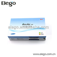 2014 Best Products Variable Voltage itaste VV electronic cigarette manufacturer china