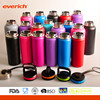 18oz Everich custom powder coat doublewall ss vacuum insulated beverage drinking bottle