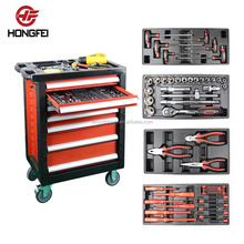 Anti-Shock Protection Metal Tool Box Trolley Tool Set Prices