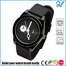 simple onyx cool punk absolute black watch