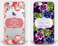 Factory Price Custom Flower Pattern Phone Case For LG G6 Case Cheap Mobile Phone Case