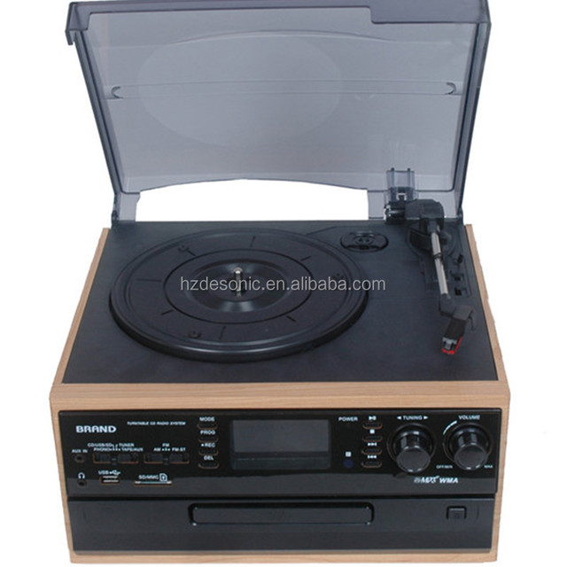 Good quality vintage turnatable player manufacturer &vinyl records production