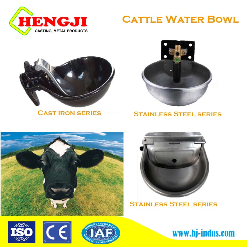 Equipment for farm animals drinking made in castiron material best sale