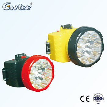 GT-8601 0.5W led +8 led headlamp maufacture