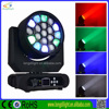 Factory hot sale 19*10W wash beam bee RGBW led moving head