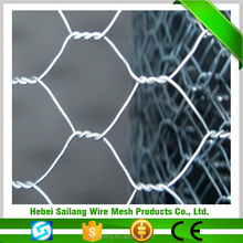 Alibaba china galvanized chicken coop hexagonal wire mesh With Low price
