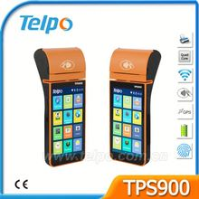 Customized Integrated hand held mobile pos