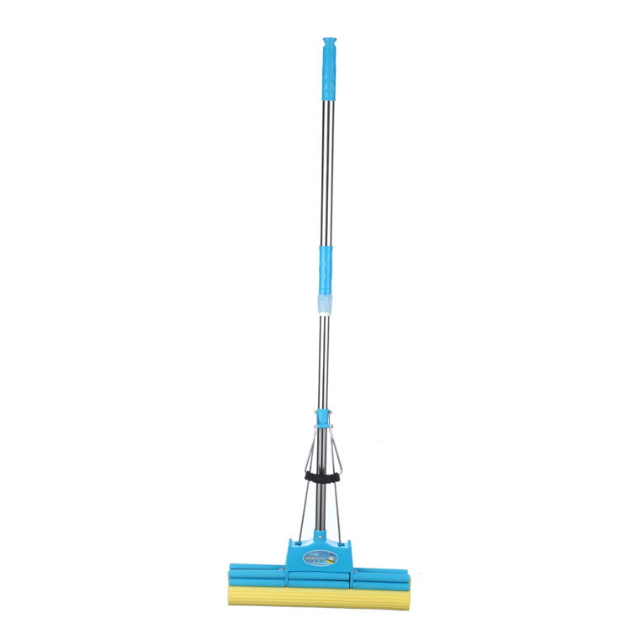 Magic Double Roller PVA Sponge Mop for Household Cleaning