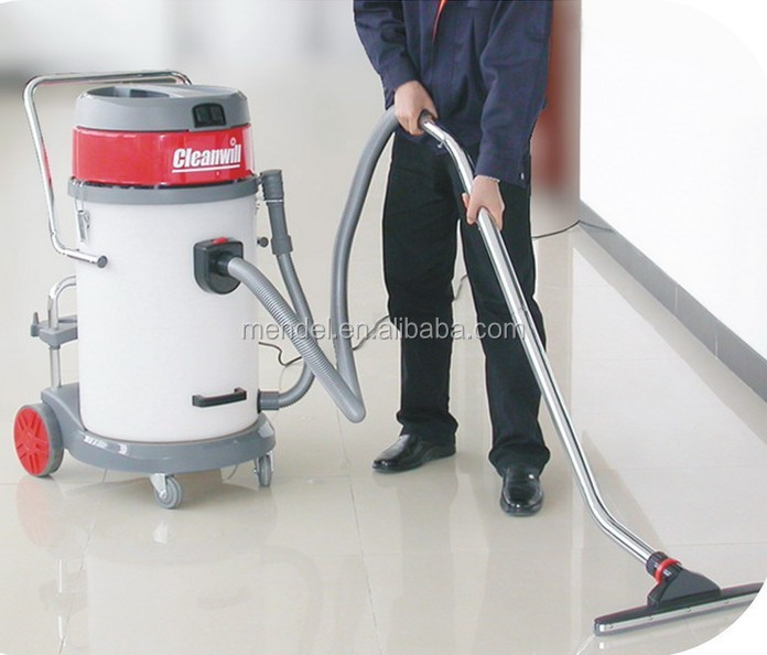 MDE-S60/S90 industrial steam vacuum cleaner for sale