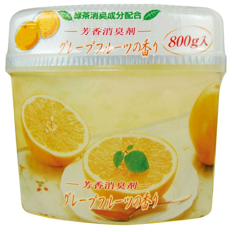 MADE IN JAPAN Deodorant (grapefruit) deodorant Air freshener Room fragrance perfumer deodorizer 800g