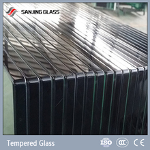 Tempered glass heat treated glass