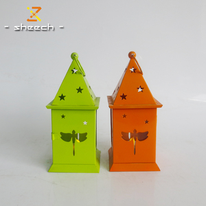 Chinese wedding favors and festival decoration mini tealight lantern