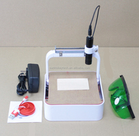 300mw laser power DIY mini laser engraving machine,mini engraver for marking stamp