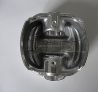 factory sell durable automobile engine part / 87.5mm piston