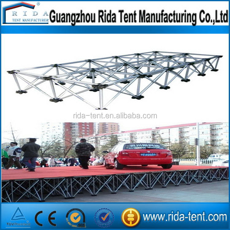 Bottom price hot-sale portable stage truss tower lift