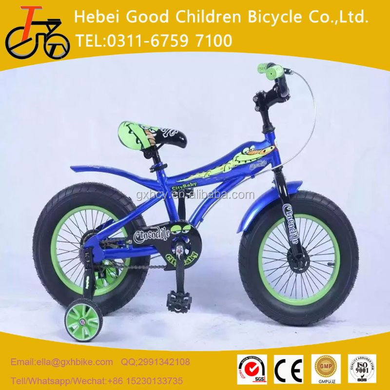 2016 hot sale factory direct kids bicycle / bmx bikes for sale