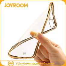 joyroom Ruili series shining silicon compatible diamond tpu mobile phone case for iphone 7