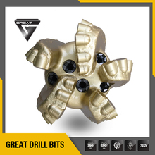 pdc rock bits for sandstone drilling for oil &gas&water welldrilling
