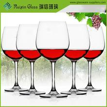 Crystal red wine glass, glass <strong>cup</strong> for wine and black wine glass