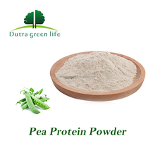 Supply NON-GMO Organic pea protein isolate powder 80% with best price