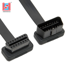 Diagnostic Cable OBD2 Extension Cable 16Pin Male To 16Pin Female diagnostic cable