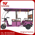 Kavaki Factory Produce 3 Wheel Electric Passenger Tricycle 3 Wheel Tuk Tuk Auto Rickshaw For Sales
