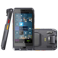 Rugged android phone handheld terminal durable tablet 6inch mobile 4G lte barcode scanner rugged phone