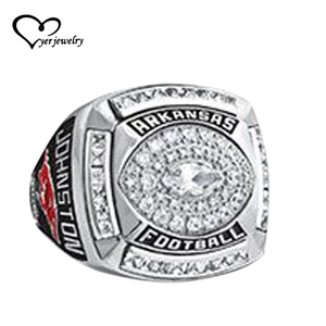 customizable men championship trophy products youth football champions rings