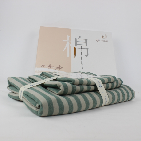 China wholesale plain dyed and satin cotton terry bath towels sets