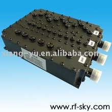 Black plating 3G GSM Cavity combiner