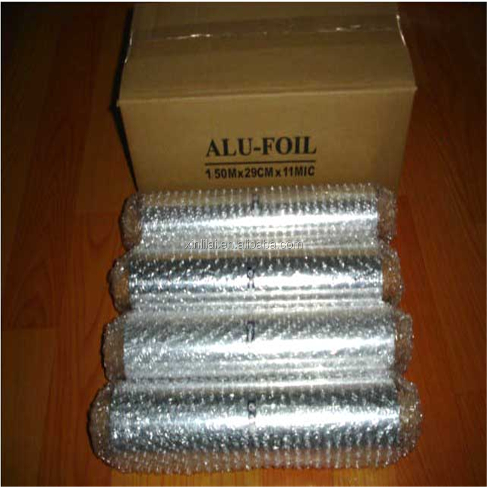 Absolutely safe cooking ues aluminium foil for baking ovens