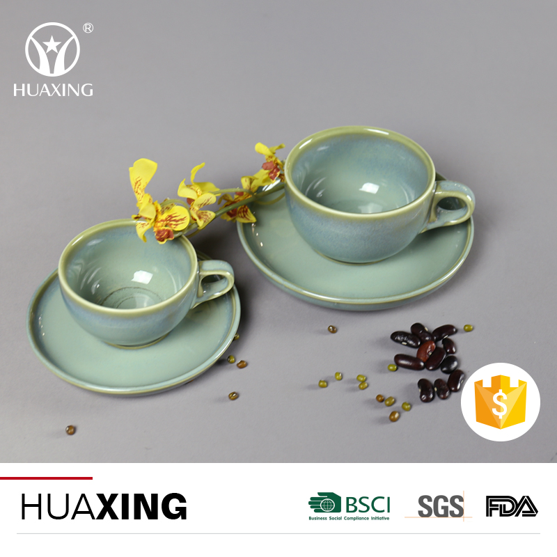 Chaozhou factory different types of ceramic cups coffe mug for sale