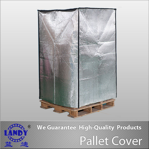 Thermal blanket Pallet cover housse isothermique