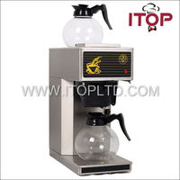 stainless steel home coffee machines