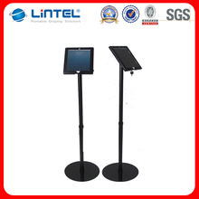 New arrival tablet metal Adjustable holder for ipad floor stands