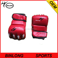 2016 MMA boxing gloves supplier in China