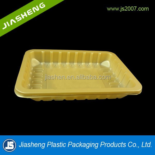 China disposable food packaging fruit and vegetable tray